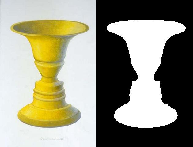 ваза рубина