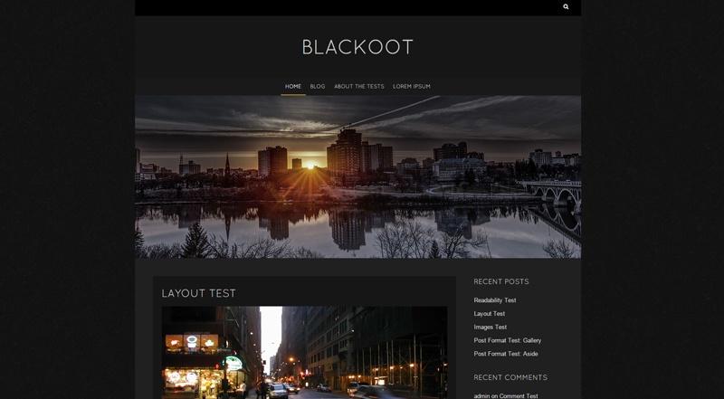 blackoot