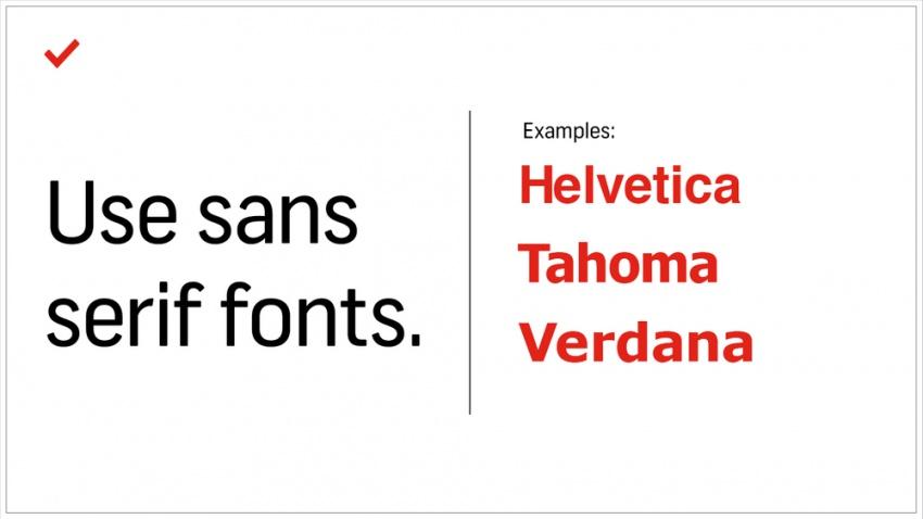 шрифт без засечек freelance