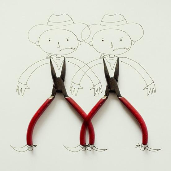 Иллюстрация фрилансера из Латинской Америки