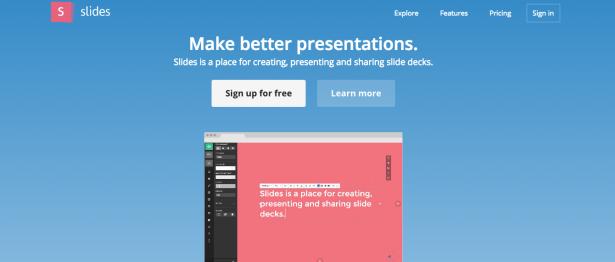 Презентации онлайн