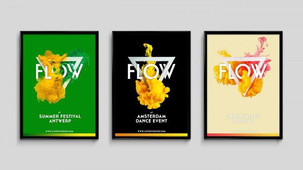 Новый Логотип Flow