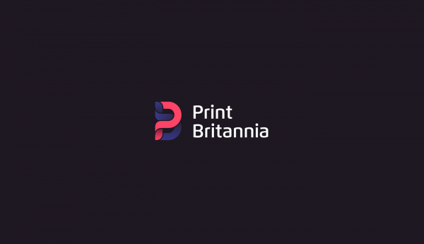 Логотип Print Britannia