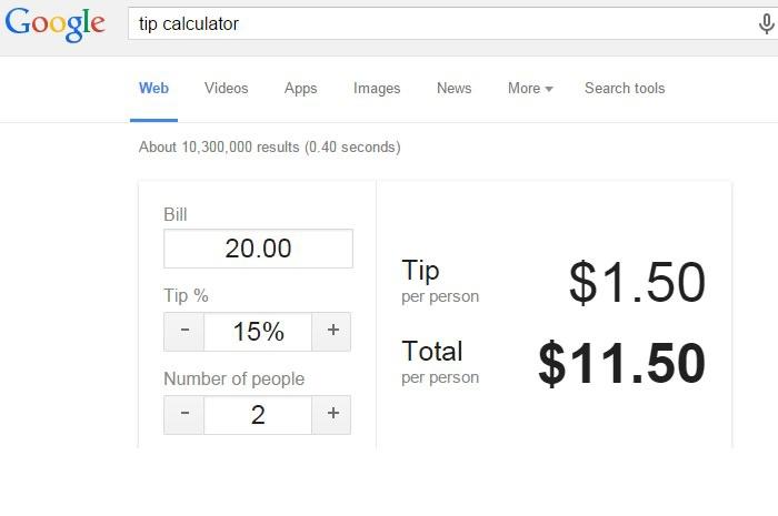 Строка поиска Google
