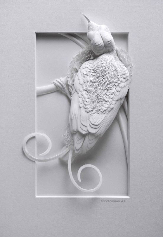 3D-картины Кэлвина Николса