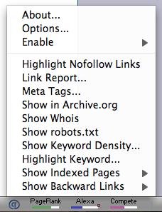 Приложение Search Status