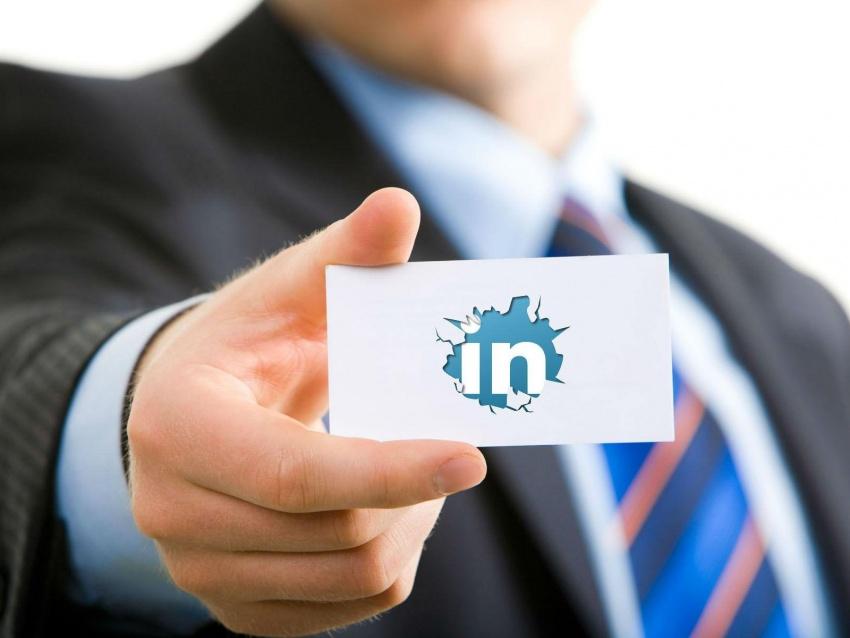 Заполнение профиля в LinkedIn