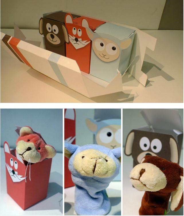 Упаковка для детских игрушек