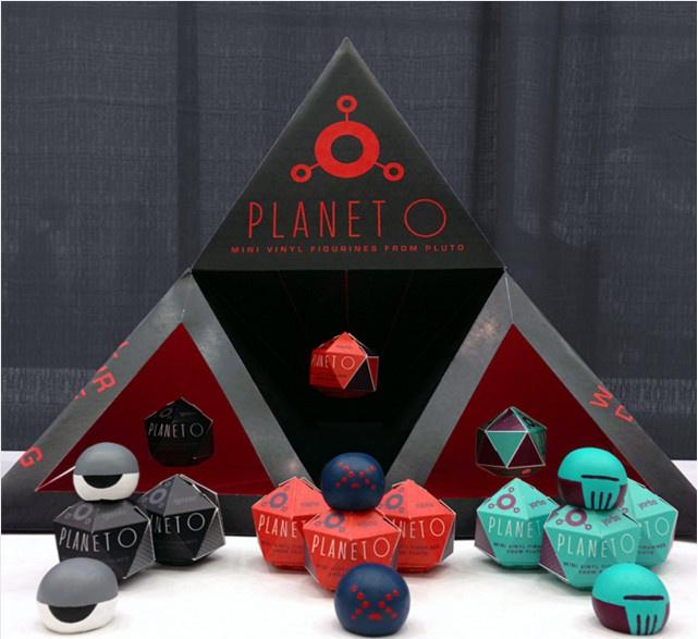 Дизайн упаковки игрушек