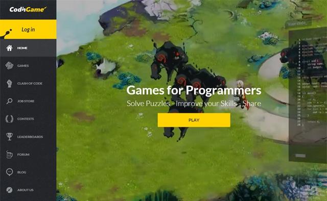 Сложные игры для программистов
