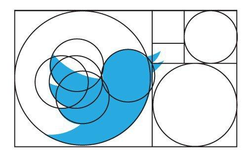 Число фибоначчи в дизайне