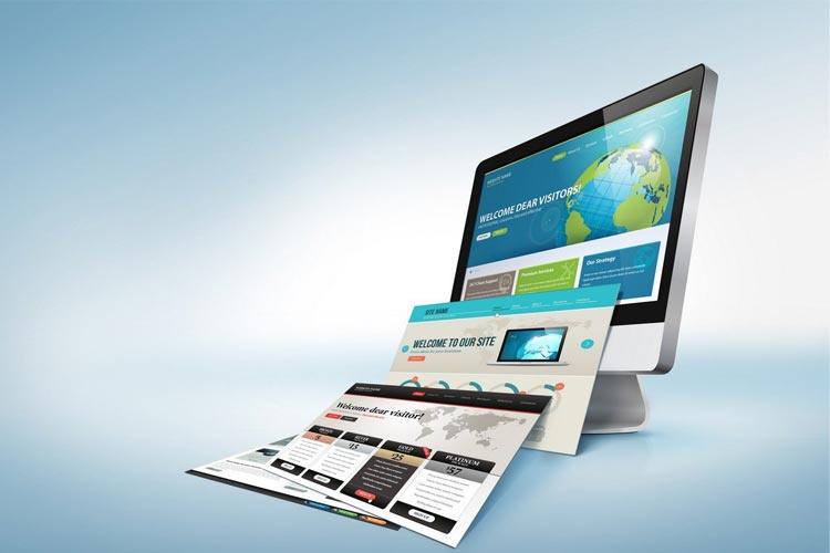 Дизайн-веб-сайта
