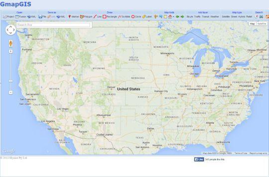 Сервис для создания карт
