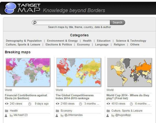Сервис Target Map