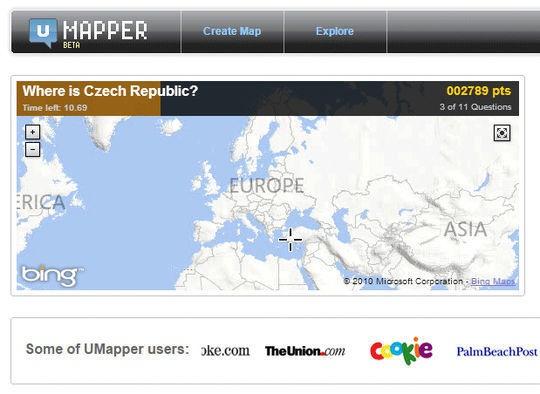 Приложение Umapper