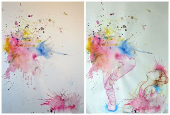 Картины Рут Оостерман