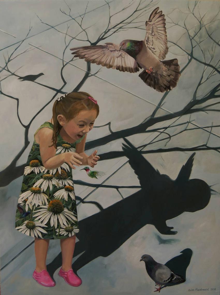 Картины Элис Макдональд