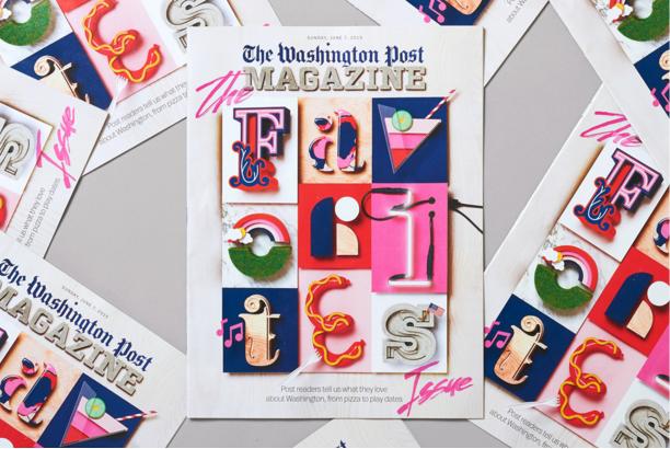 Тренды в типографике