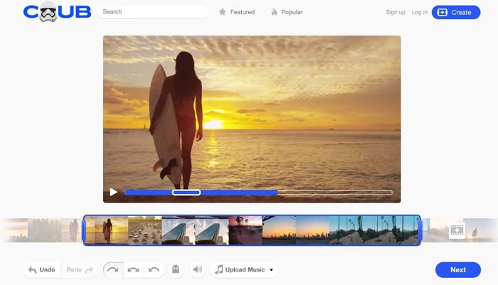 Бесплатные сервисы для редактирования видео