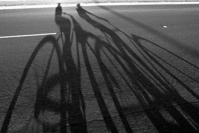 Использование теней в фотографии