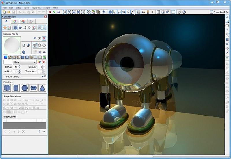 Программа для создания 3d мультфильмов скачать