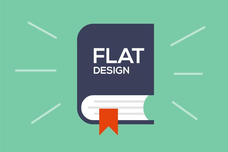 Флэт-дизайн: прошлое, настоящее и будущее