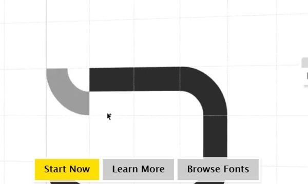 Инструмент  Fontstruct