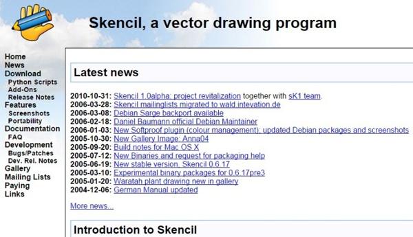 Инструмент Skensil