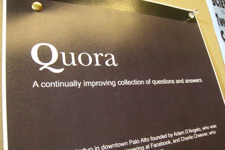 Сервис Quora