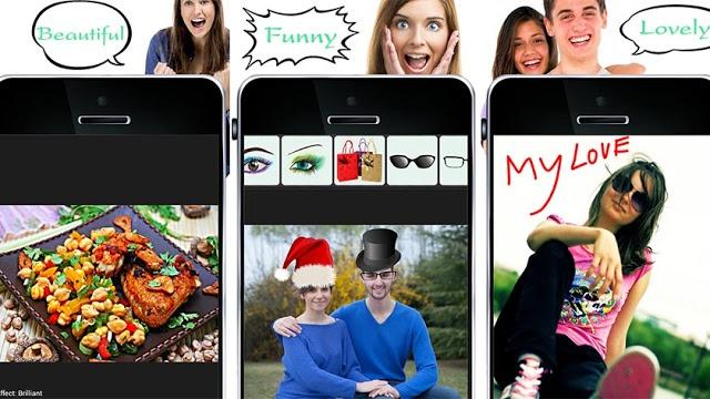 Мобильное приложение Photo Effects Pro