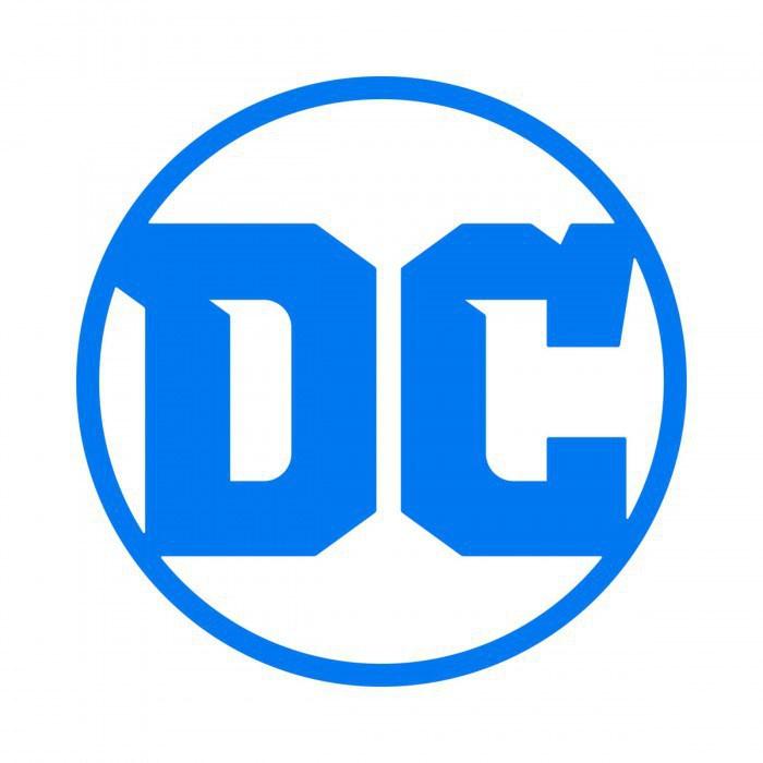 Логотип DC Comics