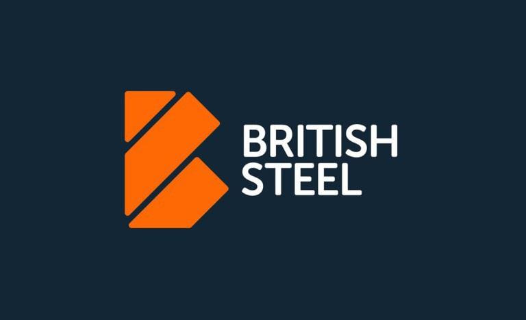 Новый логотип British Steel