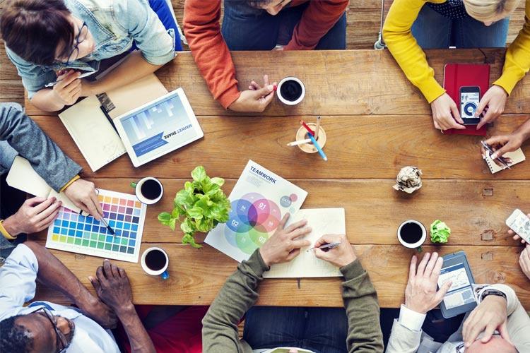 Обучение в школе дизайна
