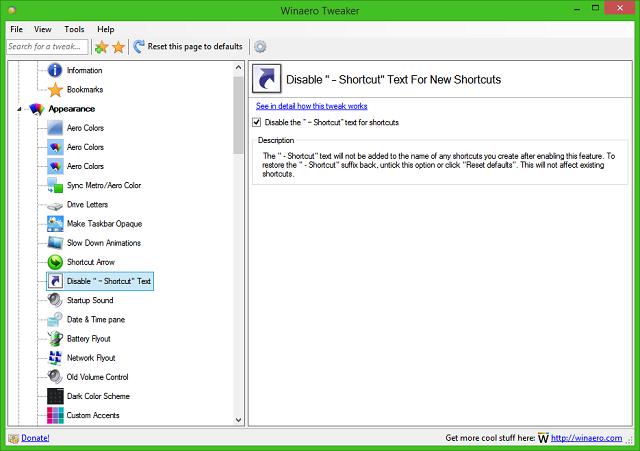 Инструменты для настройки Windows 10
