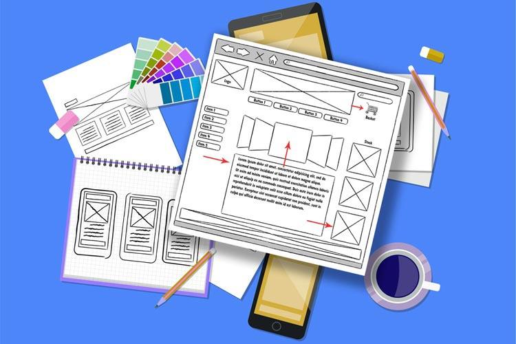 Инструменты веб-дизайнер