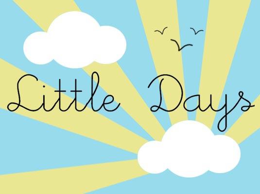 рукописный шрифт Little Days