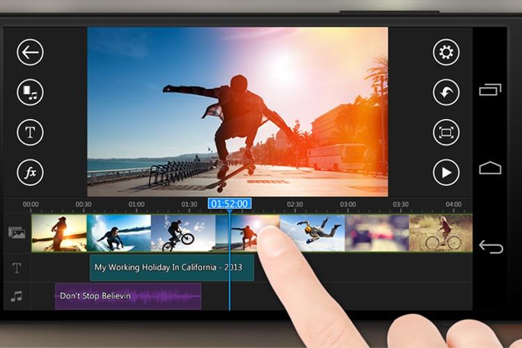 Приложения для редактирования видео