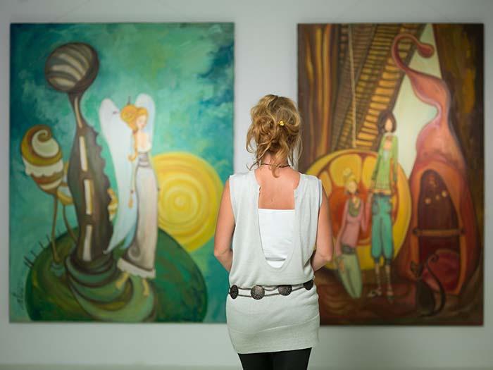 Музеи, галереи и выставки