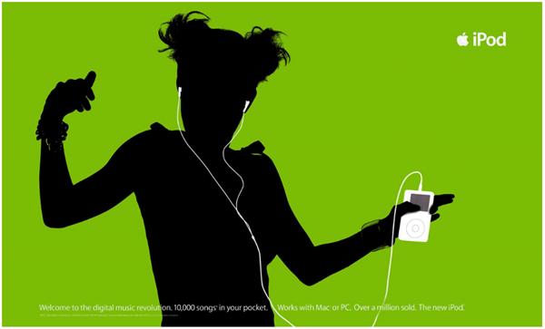 Реклама iPod