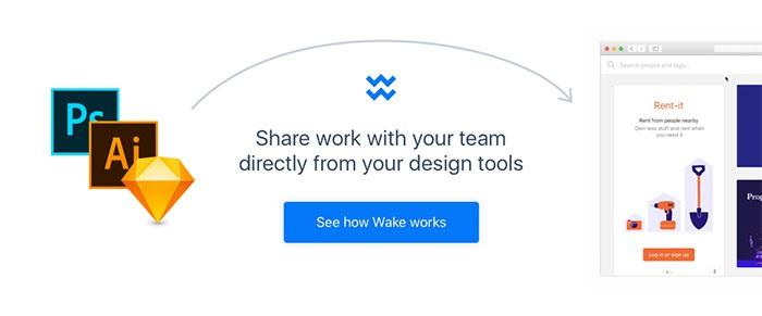 Приложение Wake