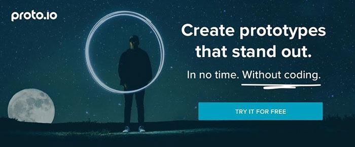 Приложение Proto.io