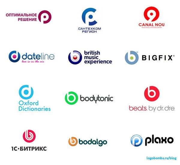 Логотипы-клоны