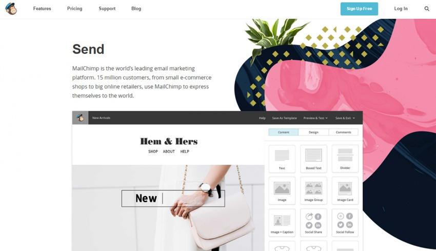 Последовательность в веб-дизайне