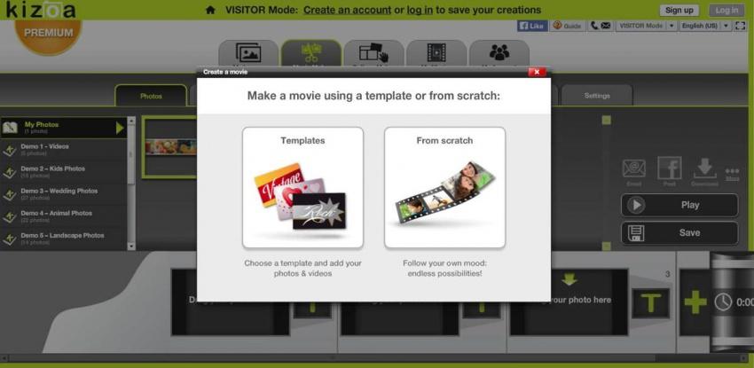 Инструменты для создания видео