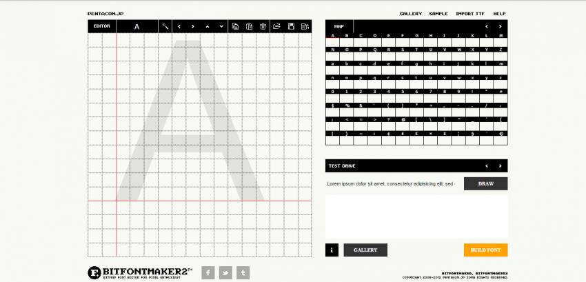 программа для создания шрифтов онлайн - фото 9