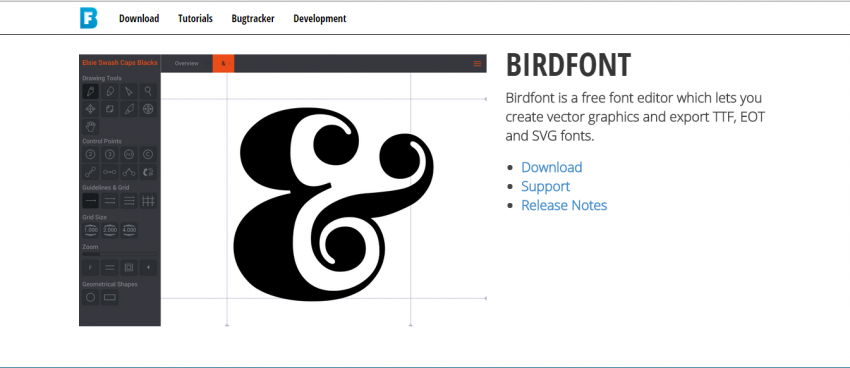программа для создания шрифтов онлайн - фото 7