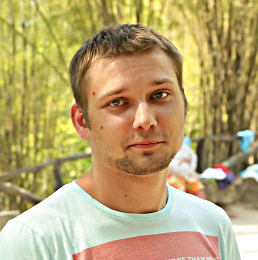 Интервью с дизайнером Романом Алейником