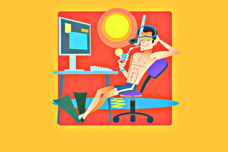 19 предубеждение и фрилансере на работе и дома