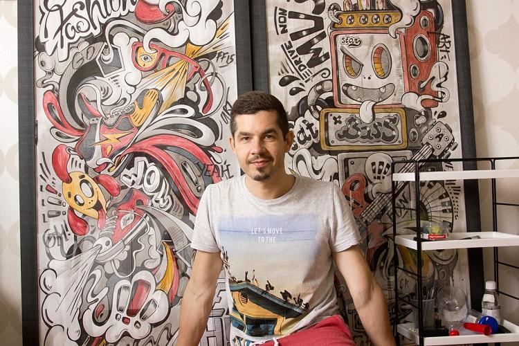 """Александр Тяпочкин: """"Нужно понять главное: фрилансер - это предприниматель, а не наемный работник..."""""""