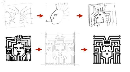 Пример эффективного логотипа фриланс